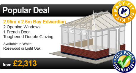 DIY Edwardian Conservatory Deals