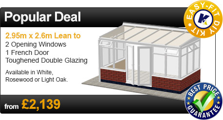 DIY Lean to Conservatory Deals