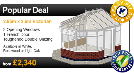 DIY Victorian Conservatory Offers