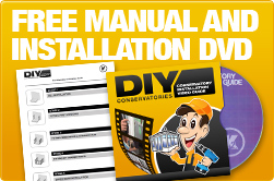 FREE Installation DVD and Manual
