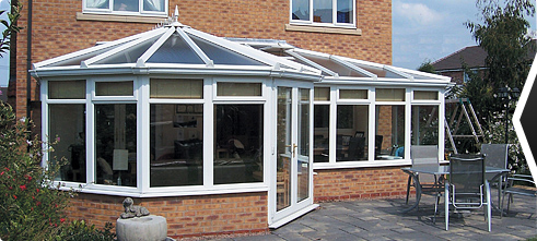 Diy Conservatories Easy Fit Self Build Conservatory Kits